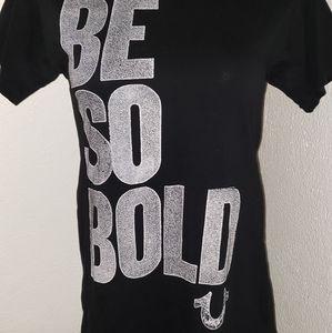 True Religion Be So Bold Shirt